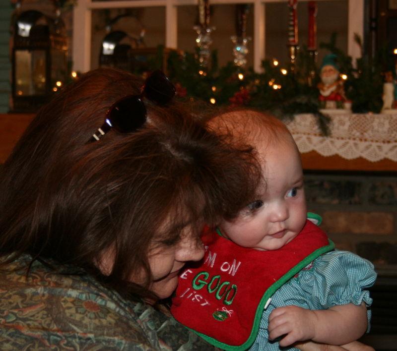 Aunt Lele and Elise