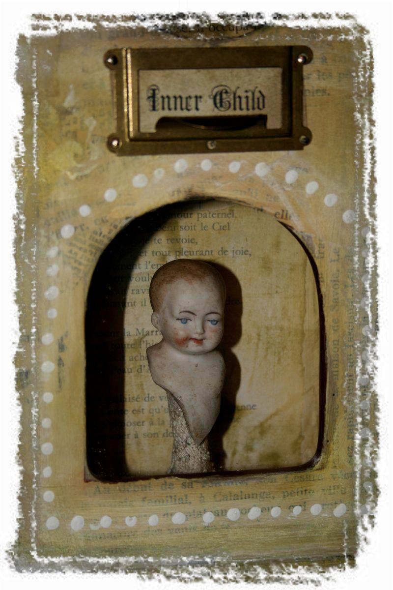 Detail (framed with ArtEdges)