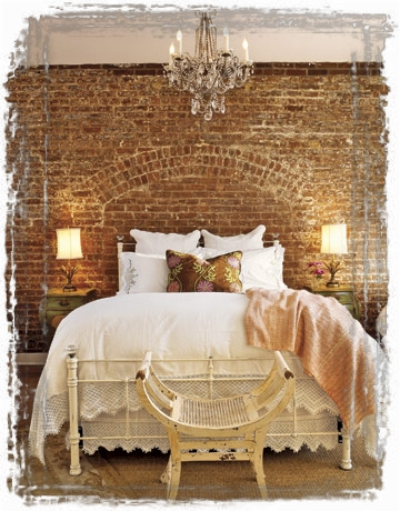 Romantic Bedroom (framed with ArtEdges)