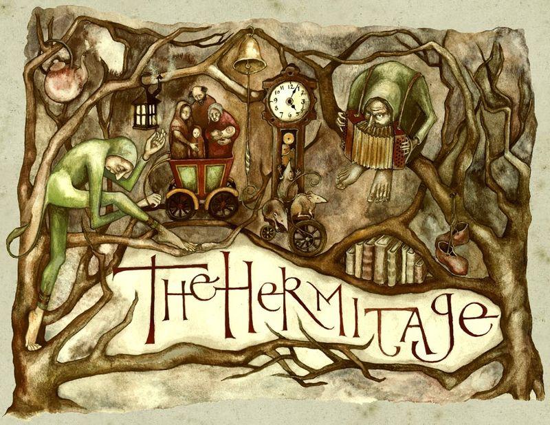 Hermitageblog