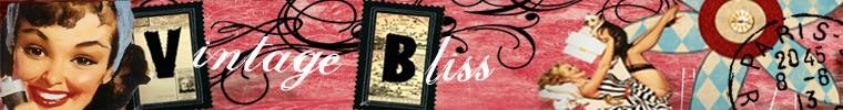 VINTAGE BLISS ETSY BANNER