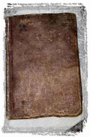 POOR-LITTLE-BOOK (framed with ArtEdges)