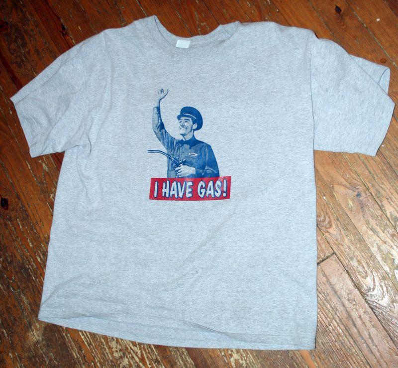 Gas-shirt