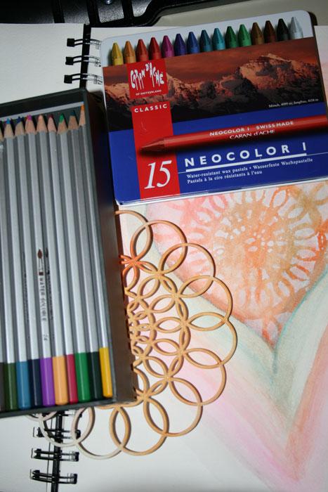 Journaling-supplkies