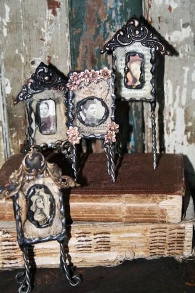 LESLEY SHADOW BOX SHRINE
