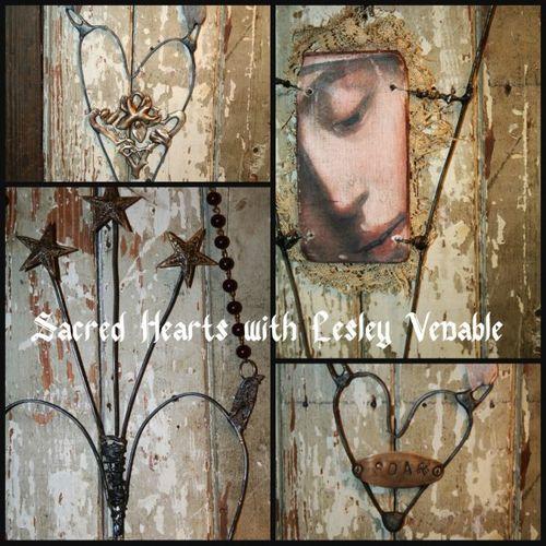 LESLEY SACRED HEARTS